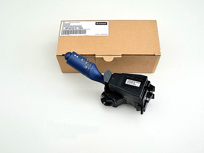 smart fortwo 450 Lichtschalter Hebelschalter Blinkerschalter blau