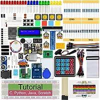 Freenove RFID Starter Kit for Raspberry Pi 4 B 3 B+ 400, 544-Page Detailed Tutorials, Python C Java Scratch Code, 204…