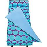 Wildkin Big Dots Aqua Original Nap Mat