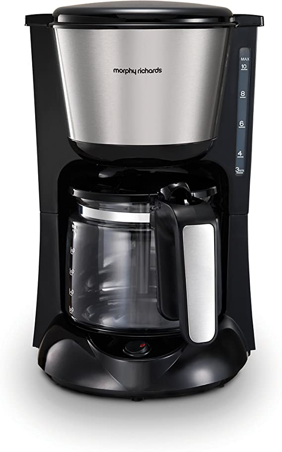 Morphy Richards 162501 Equip Filter Coffee Machine