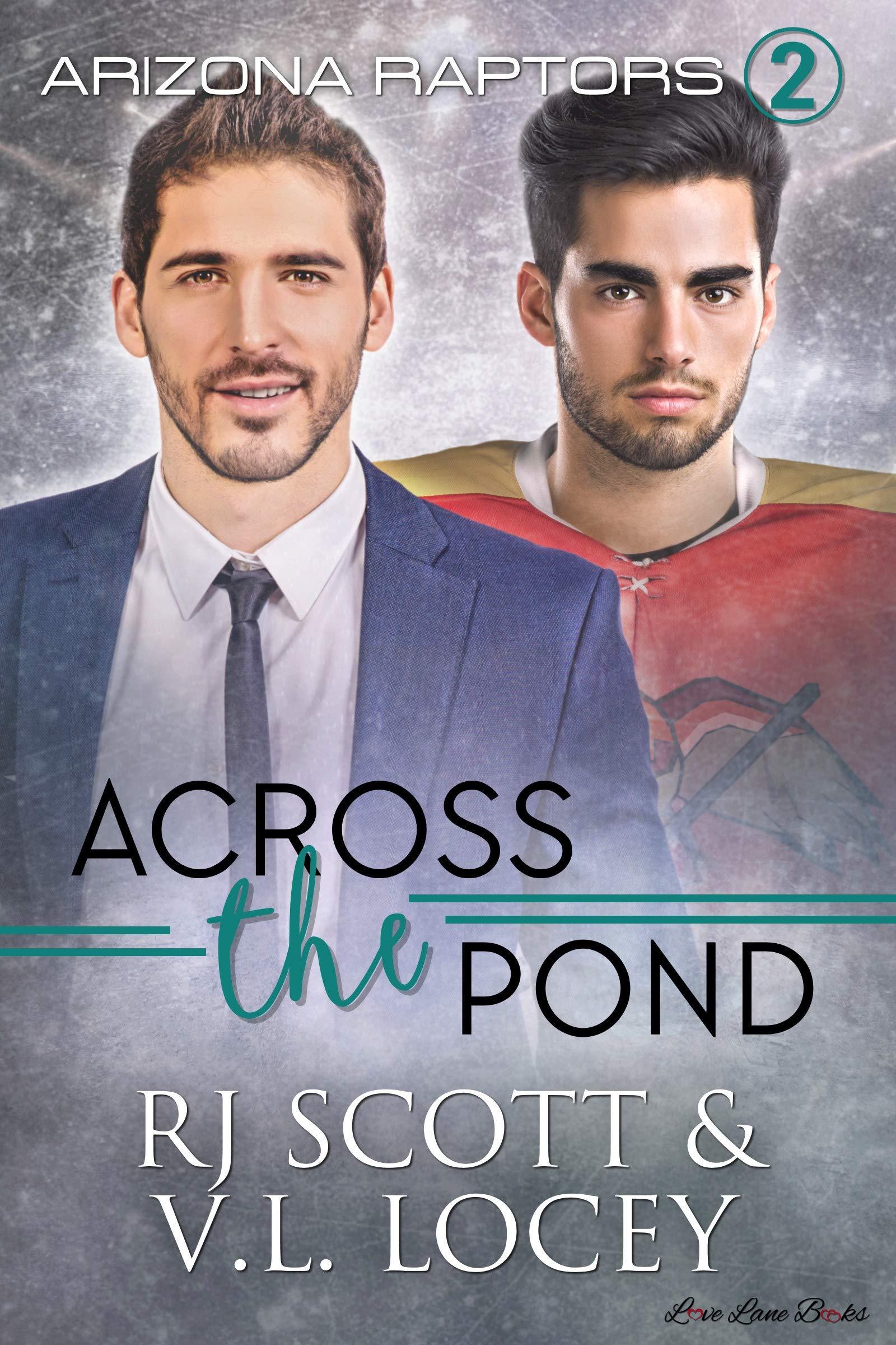 Across The Pond  Raptors Book 2   English Edition