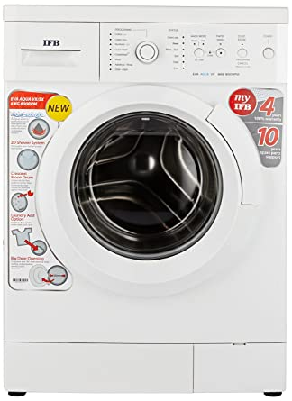 IFB 6 kg Fully-Automatic Front Loading Washing Machine (Eva Aqua VX, White)