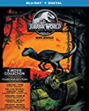 Jurassic World 5-Movie Collection [Blu-ray] (Sous-titres français)