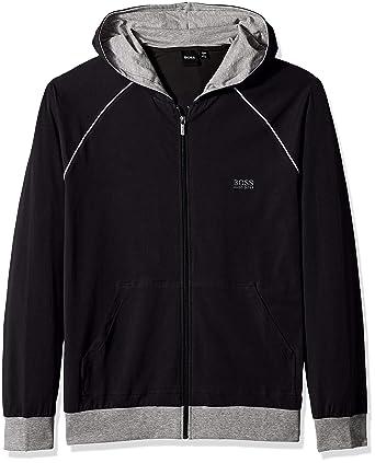e0154c310 Amazon.com: Hugo Boss Men's Mix and Match Hooded Sweatshirt: Clothing