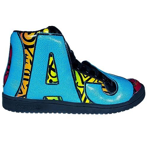 Scott para Hombre adidas Originals Jeremy Letras de Alta de Costura para Camisetas de Mujer Zapatillas de, Color Negro, Talla 40 EU: Amazon.es: Zapatos y ...