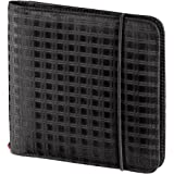 Hama Ready for Business - fundas para discos ópticos (Negro, Nylon)