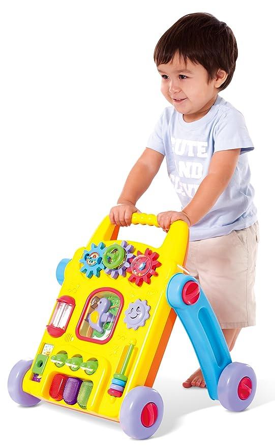 PlayGo 2240 - de 2 en 1 Andador con la Actividad del bebé, con ...