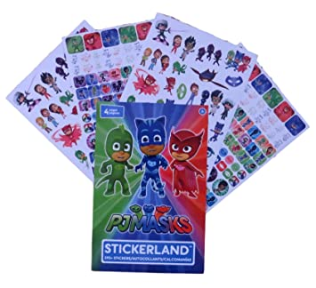 PJ Masks Stickers Over 295 Stickers