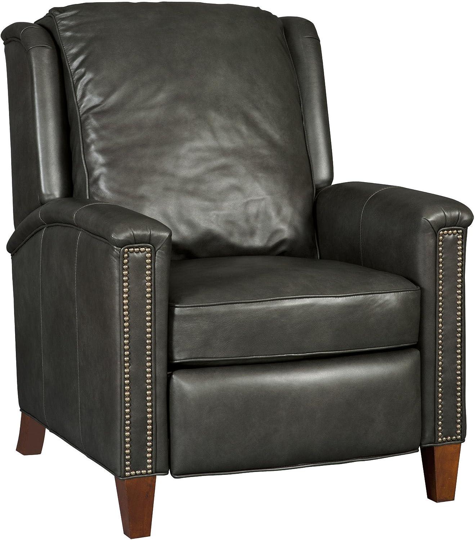 Hooker Furniture Kelly Recliner, Grey