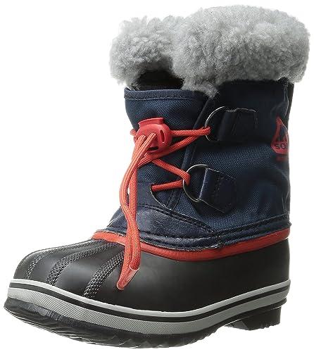 2a48c176ddb Sorel Children Boots Children s Yoot PAC Nylon  Amazon.co.uk  Shoes ...