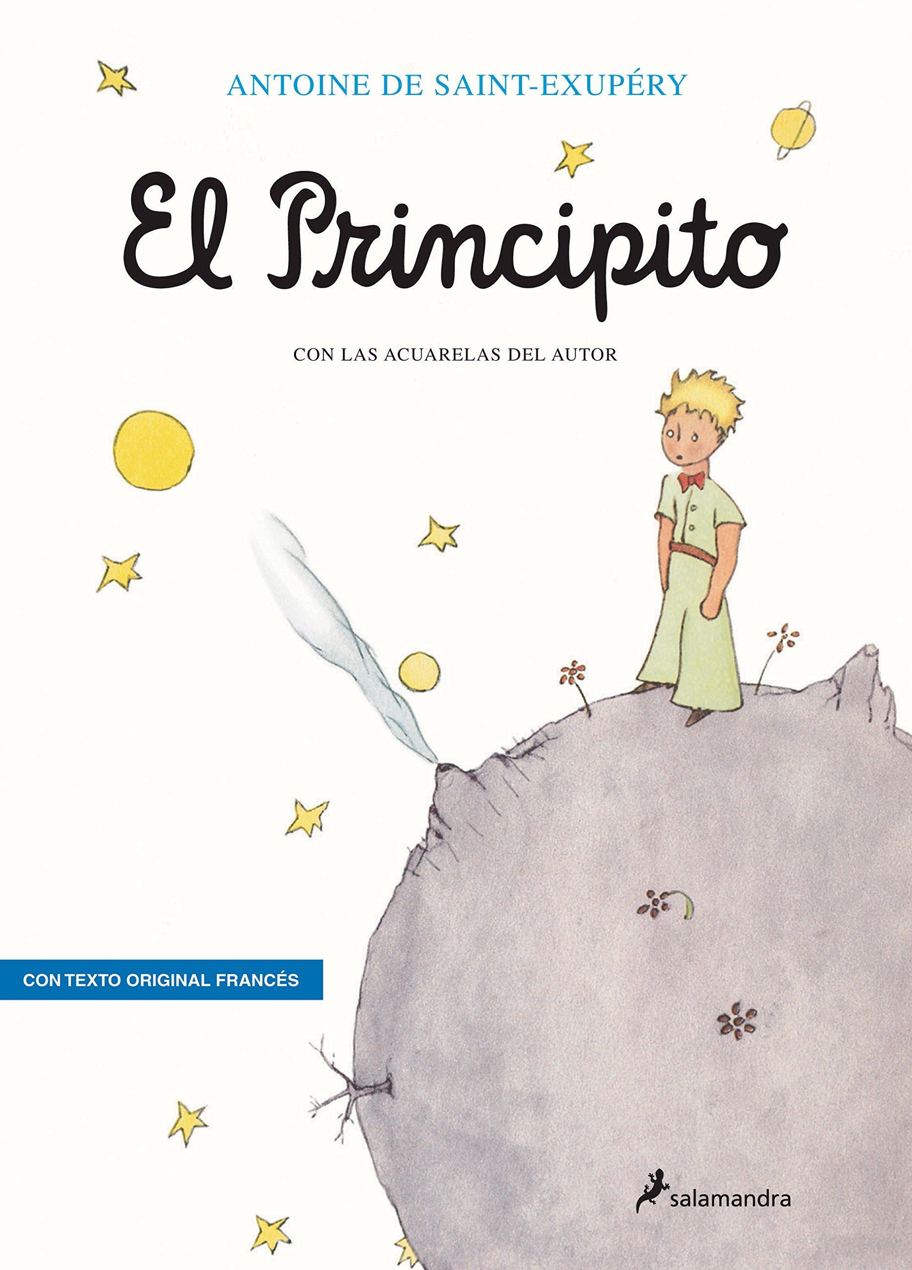 El Principito Bilingüe (Infantil): Amazon.es: Saint-Exupéry ...