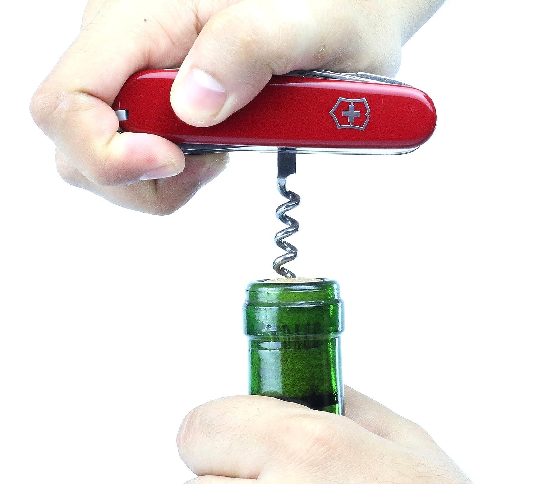 Navaja suiza multiusos Victorinox 1.6795 Swisschamp por solo 40,80€