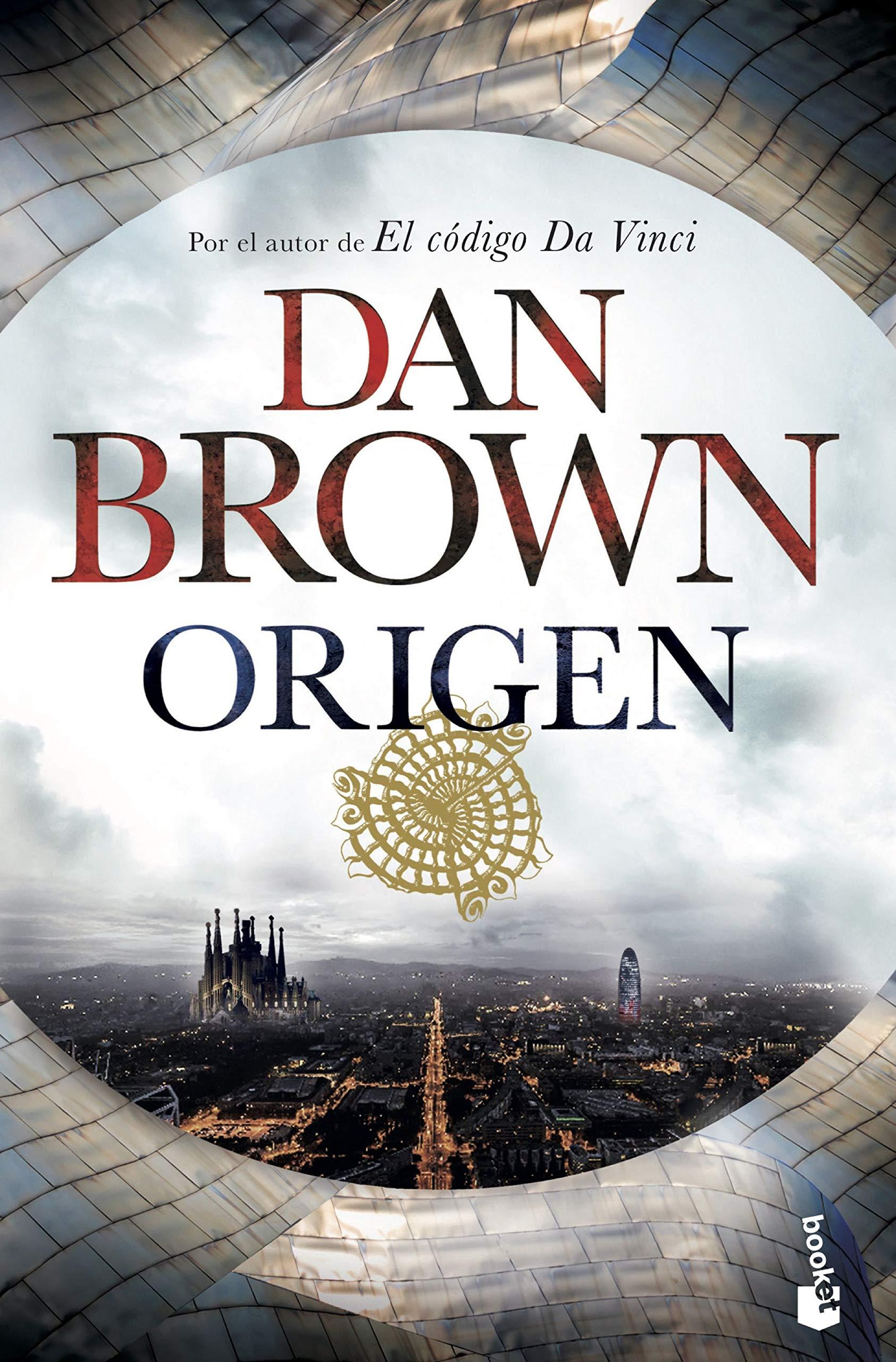Origen (Bestseller): Amazon.es: Brown, Dan, Montoto Llagostera ...