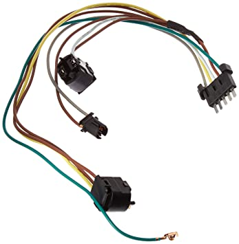 818u1ly8KgL._SY355_ amazon com motorking dc109 02 07 mercedes left or right headlight OEM Wiring Harness Connectors at eliteediting.co