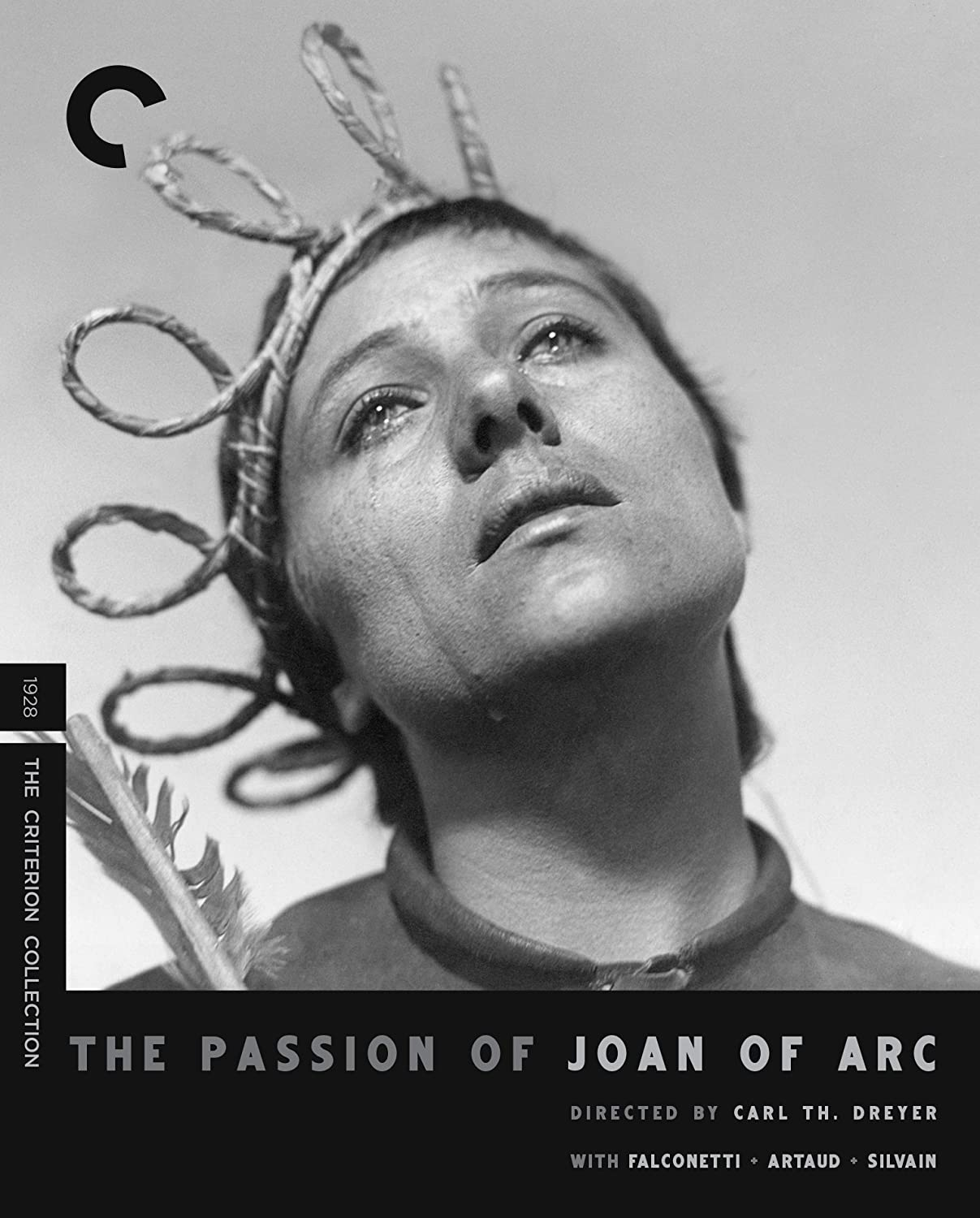 Amazon Com The Passion Of Joan Of Arc The Criterion Collection Blu Ray Renée Falconetti Carl Th Dreyer Movies Tv