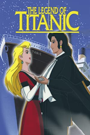 Amazon Com Watch The Legend Of The Titanic An Animated