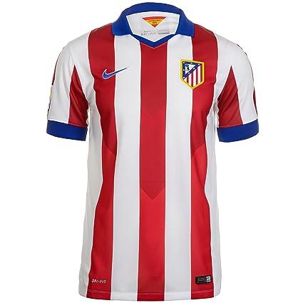 Nike Atm SS Home Stadium Jsy - Sudadera Atlético de Madrid para hombre, color rojo