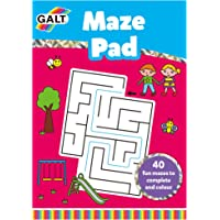 Galt Maze Pad 3 Yaş+ Aktivite Kitabı (1004753)