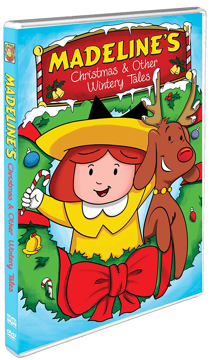 Amazon.com: Madeline's Christmas And Other Wintery Tales: Andrea ...