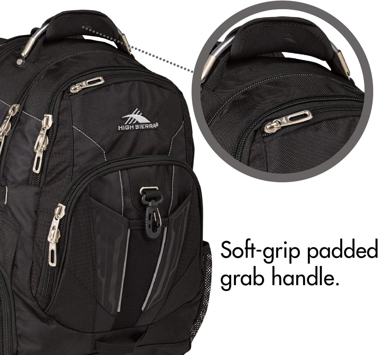 High Sierra XBT TSA Laptop Backpack