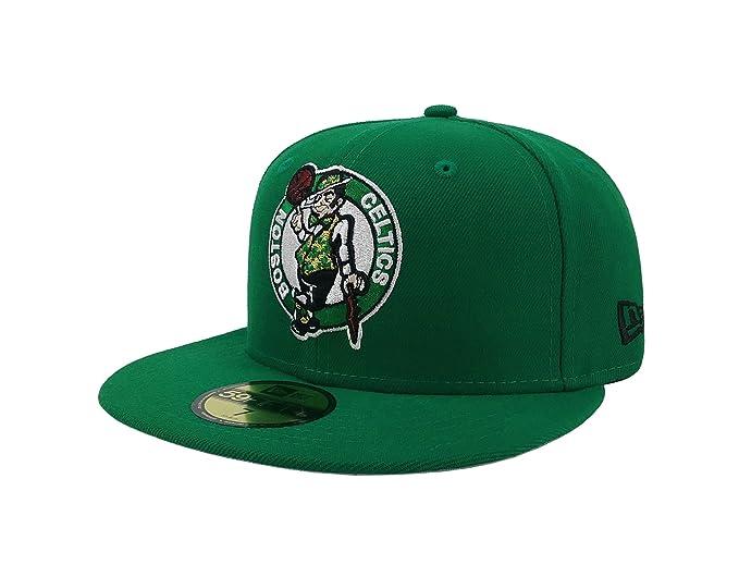 New Era 59Fifty Hat NBA Boston Celtics 1946 Team Superb Green Fitted Cap (7) b1c7c5b34d99