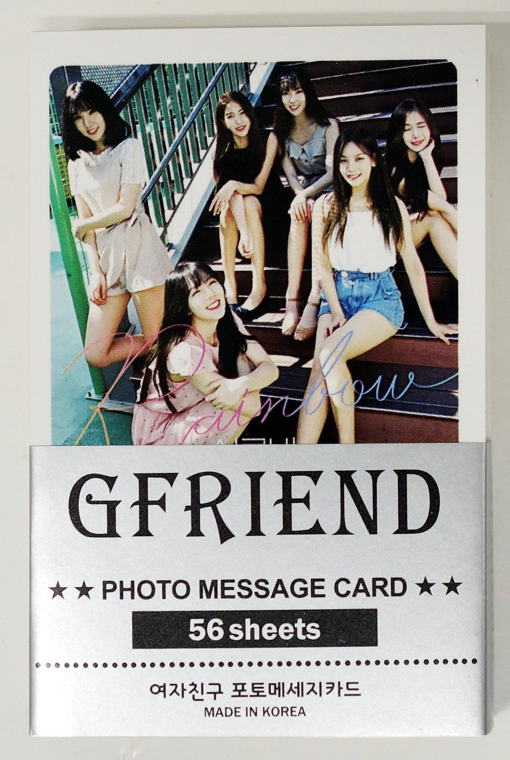 G-friend 56 Mini Postcard Photocard