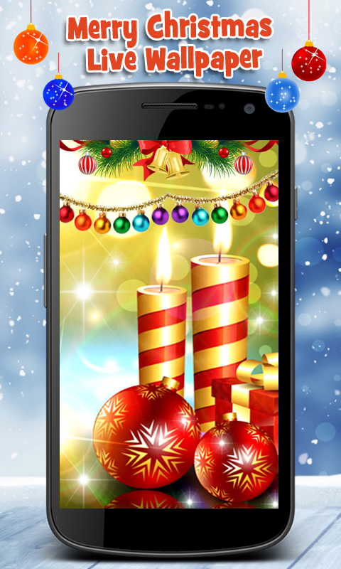 Amazoncom Merry Christmas Live Wallpaper Appstore For Android
