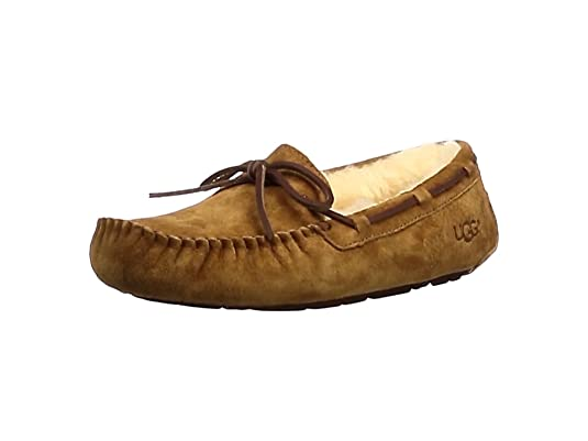 UGG Australia Dakota 5612 - Zapatillas de casa para mujer, color Marrón (Chestnut)