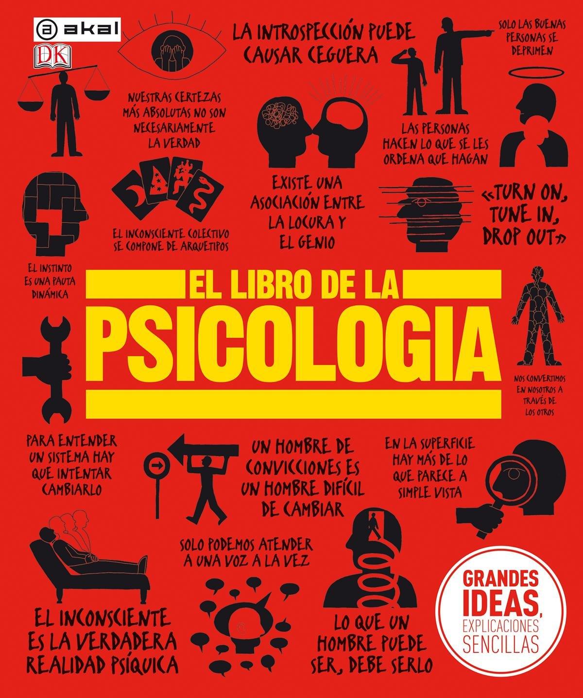 El libro de la Psicología (Grandes temas): Amazon.es: Varios: Libros