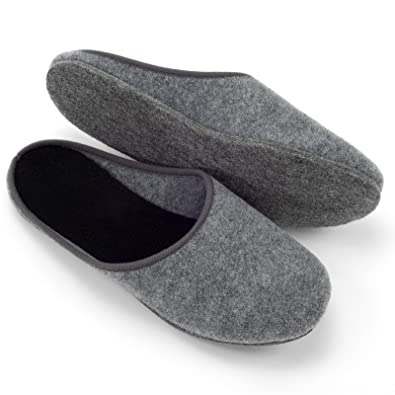 1c24ed2820ca Pantoffelmann Felt slippers Light house shoes unisex adult sizes 36-47   Amazon.co.uk  Shoes   Bags