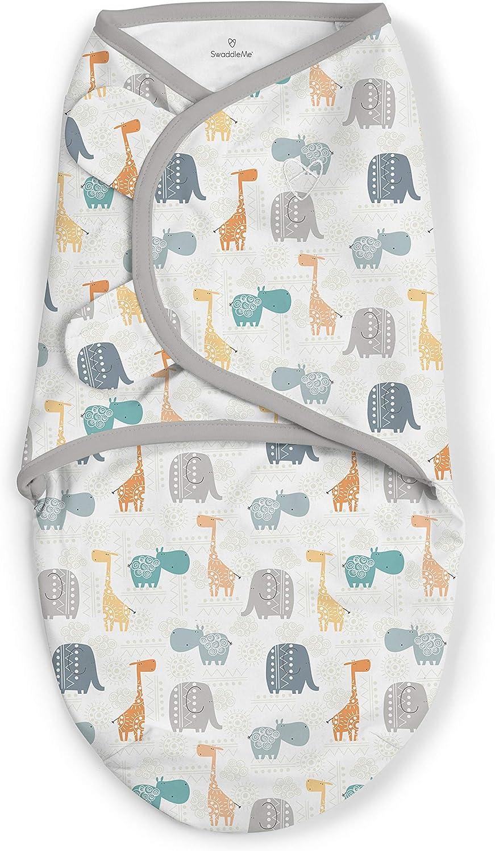 Summer Infant original Swaddle Bohemian Jungle 2pk/ /Couverture Enveloppe Petite