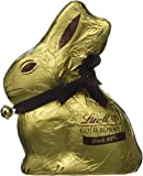 Lindt Dark Chocolate Gold Bunny, 200 g, Pack of 3