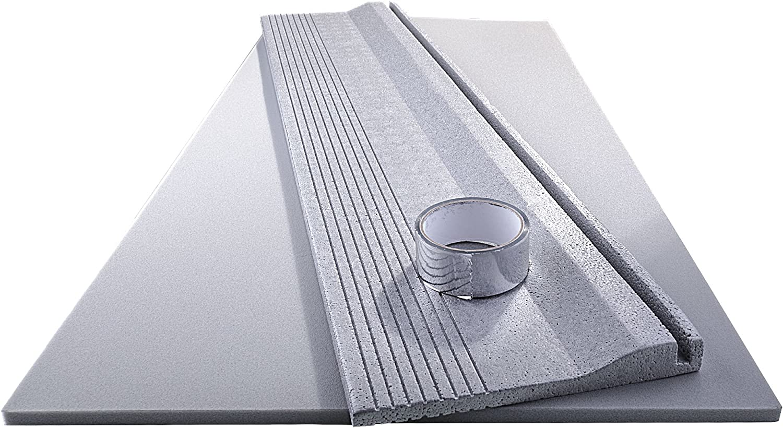 2 x caja de persiana-aislamiento POWERFIX (para 2 persianas): Amazon.es: Bricolaje y herramientas