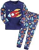 Vaenait baby 12M-7T Kids Boys Sleepwear Pajama 2pcs