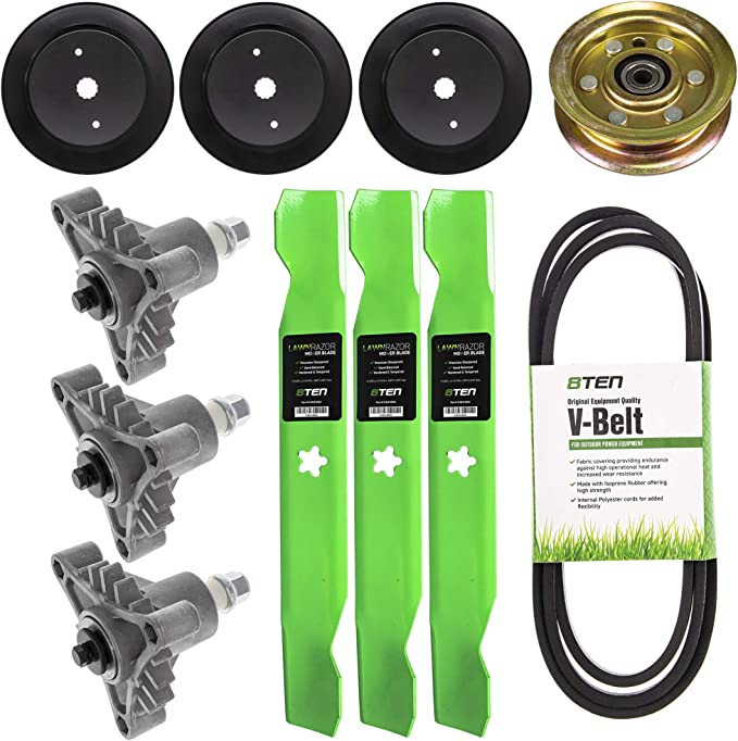 532-157769 Craftsman//Husqvarna Service Belt Kit OEM Part