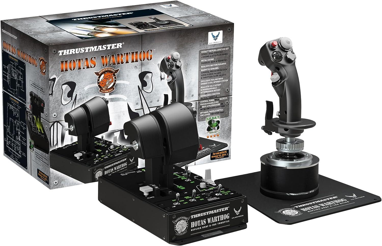 THRUSTMASTER Joystick Hotas Warthog: Amazon.es: Electrónica
