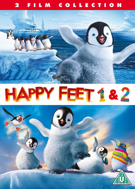 Amazon Com Happy Feet Happy Feet Two Dvd 2012 Movies Tv