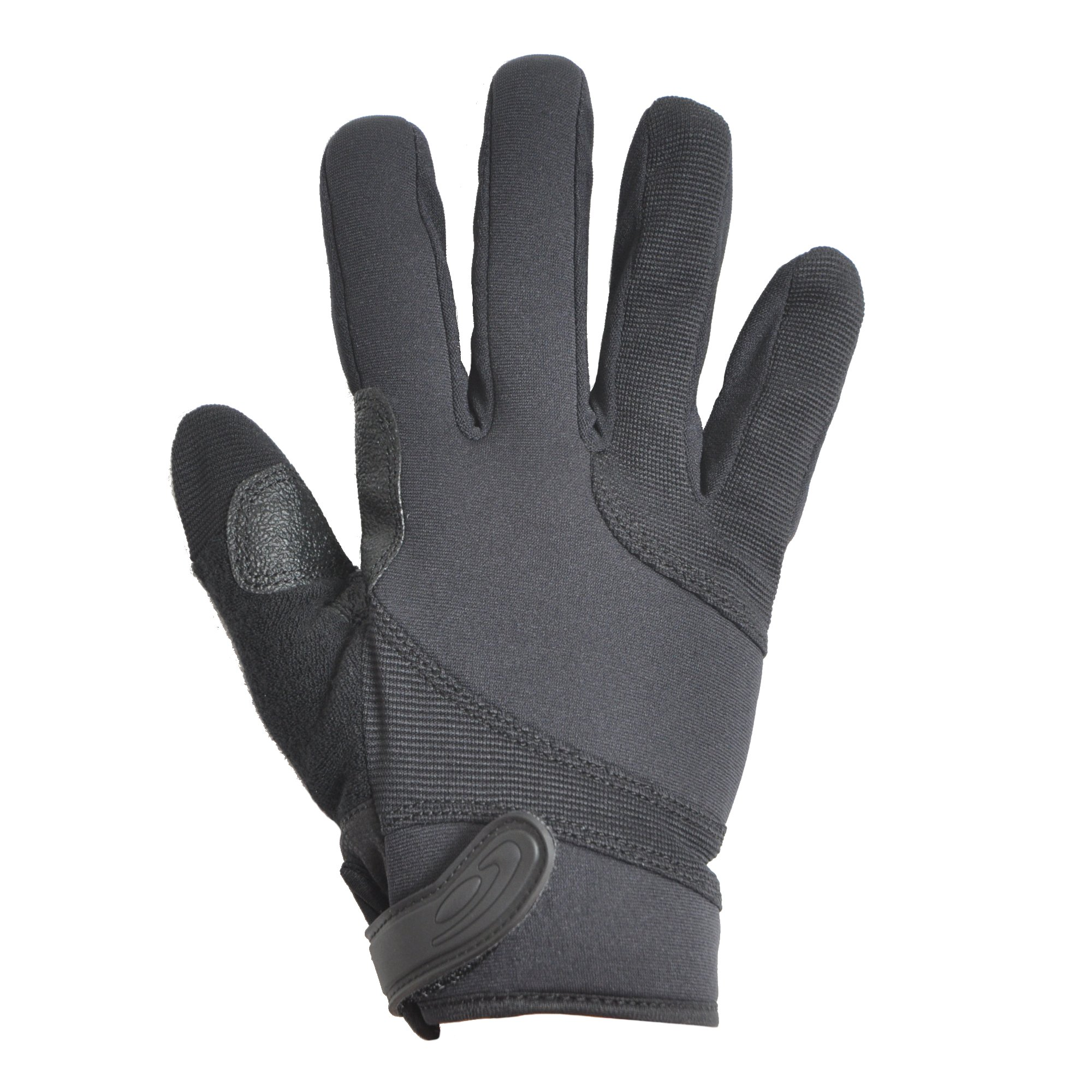Hatch SGK100 Street Guard  Glove w/Kevlar, Black, 2X-Large by Hatch (Image #2)
