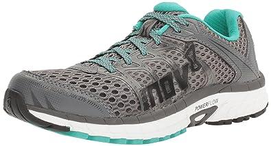 bee89833cddd0d Inov-8 Women s Road Claw 275 Running Shoe Dark Grey White Teal 5.5