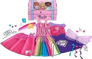 Barbie 21-Piece Dress Up Trunk - Amazon Exclusive