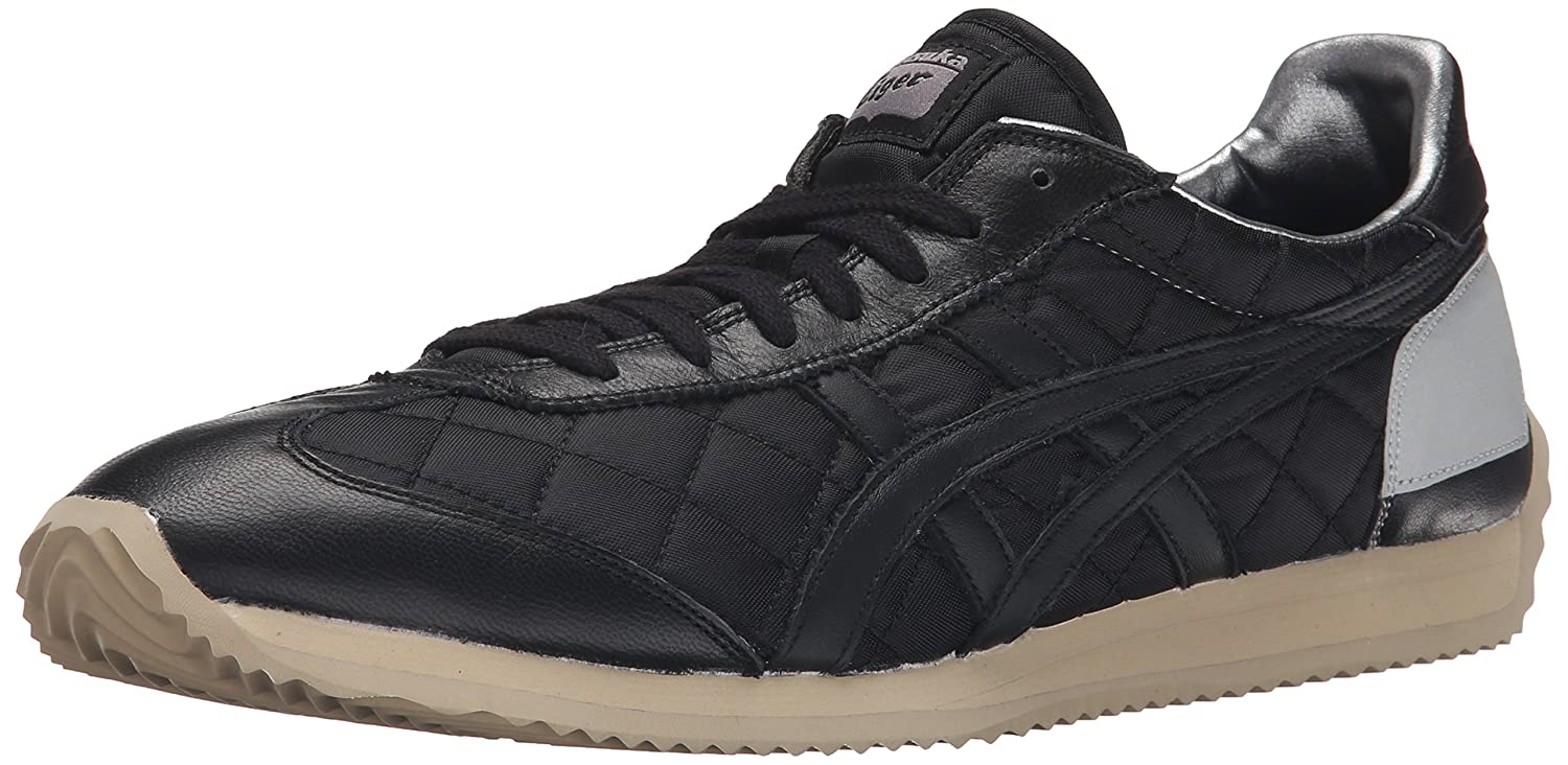 Onitsuka Tiger California 78 Fashion Sneaker B00PUOYR6O 7.5 M US|Black/Black