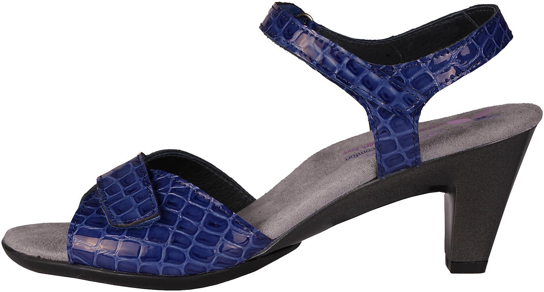Helle Fashion Comfort Womens Eudora QUARTERSTRAP Sandal