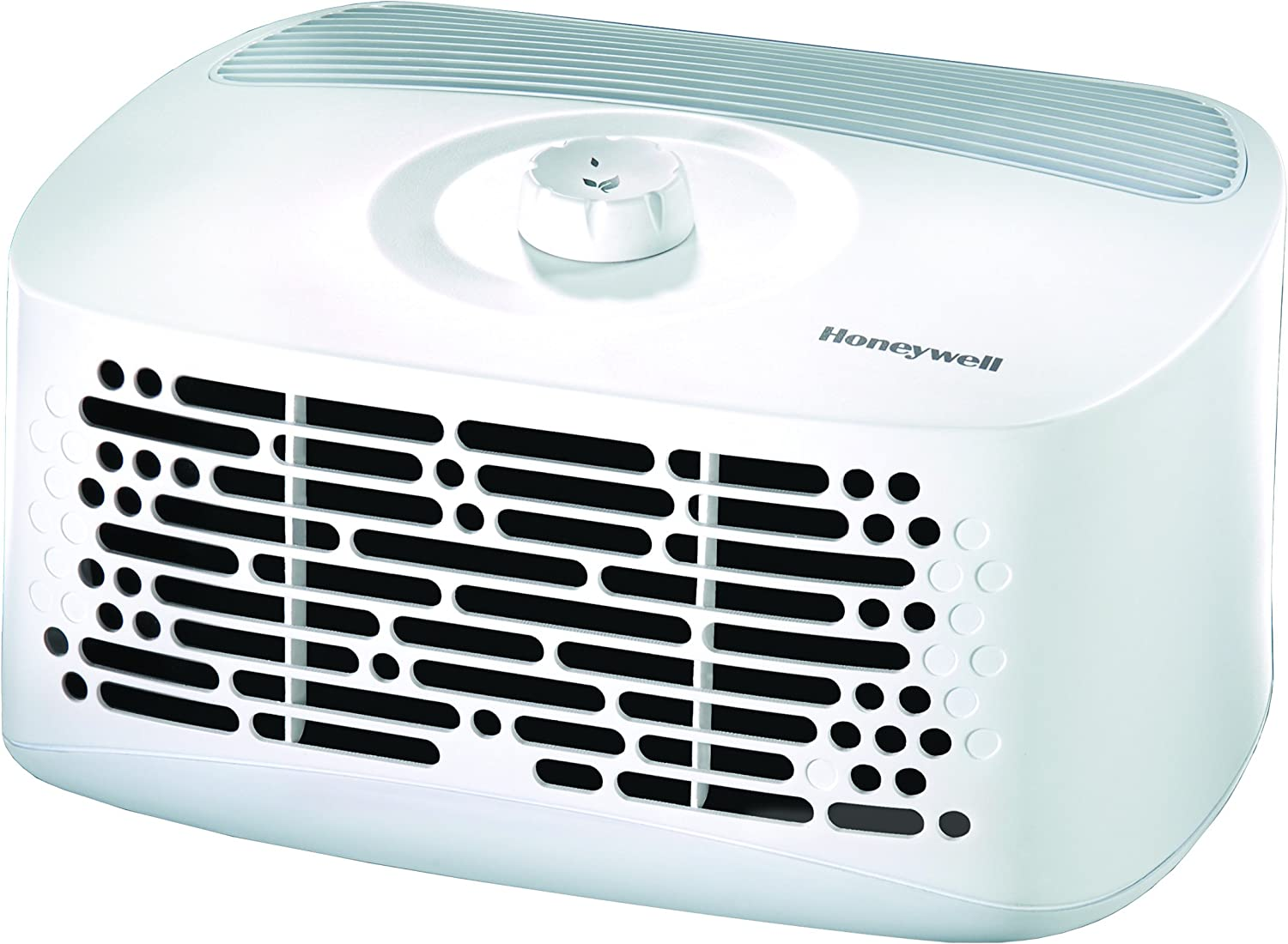 Honeywell HHT270W HEPAClean Tabletop Room Air Purifier, Small Room, White