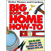 Big Book of Home How-To P (Better Homes and Gardens)