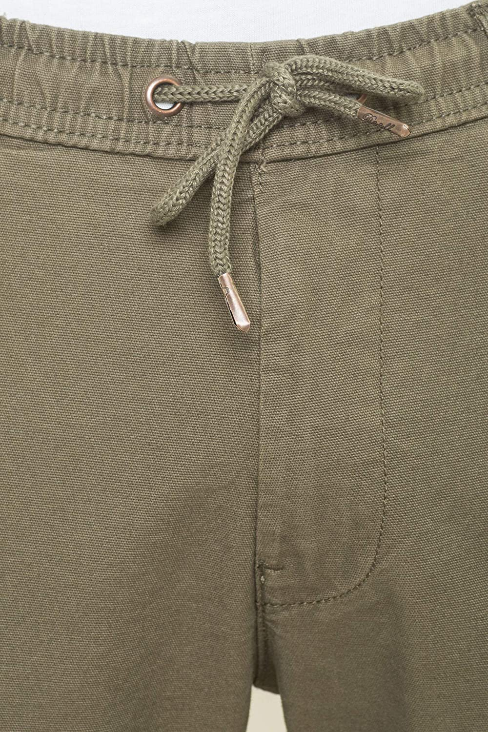 Reell Jeans Men Chinos Reflex Easy Clay Olive Canvas