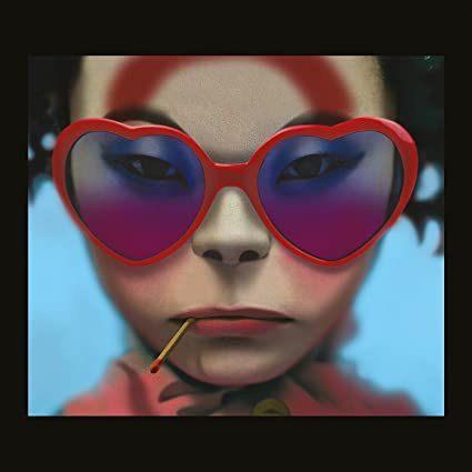 Humanz (Explicit)(2CD Limited Deluxe Edition)