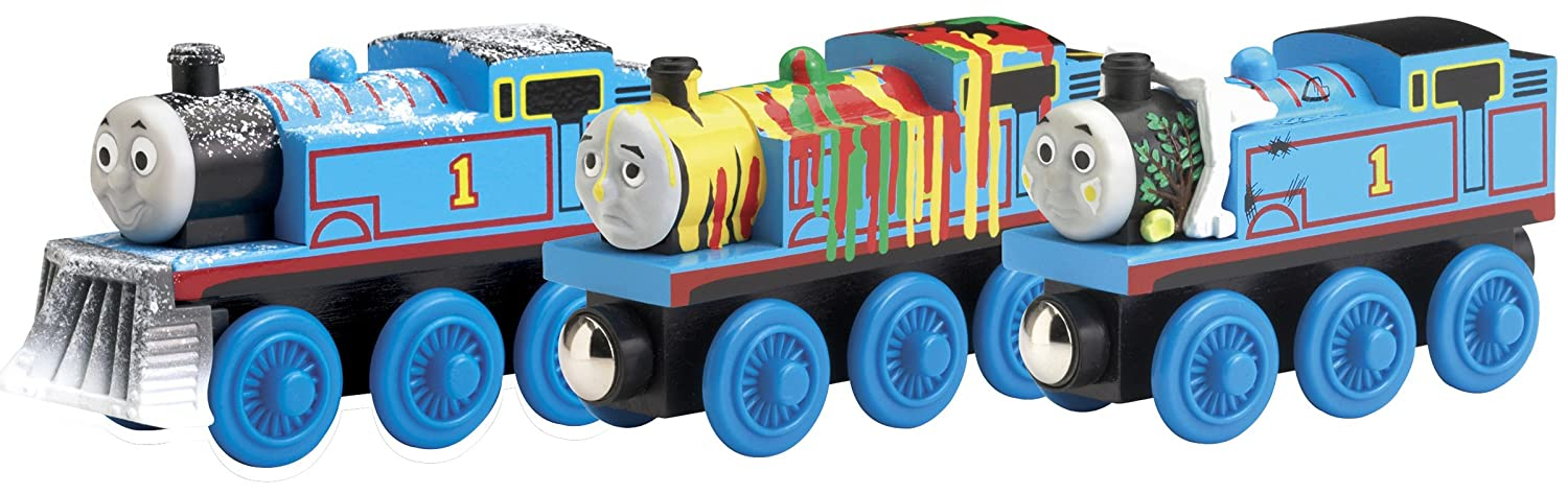 Thomas And Friends Wooden Railway Adventures Of Thomas