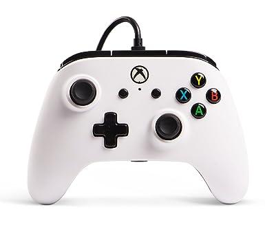 Powera Erweiterter Kabelgebundener Controller Für Xbox One Weiß Games