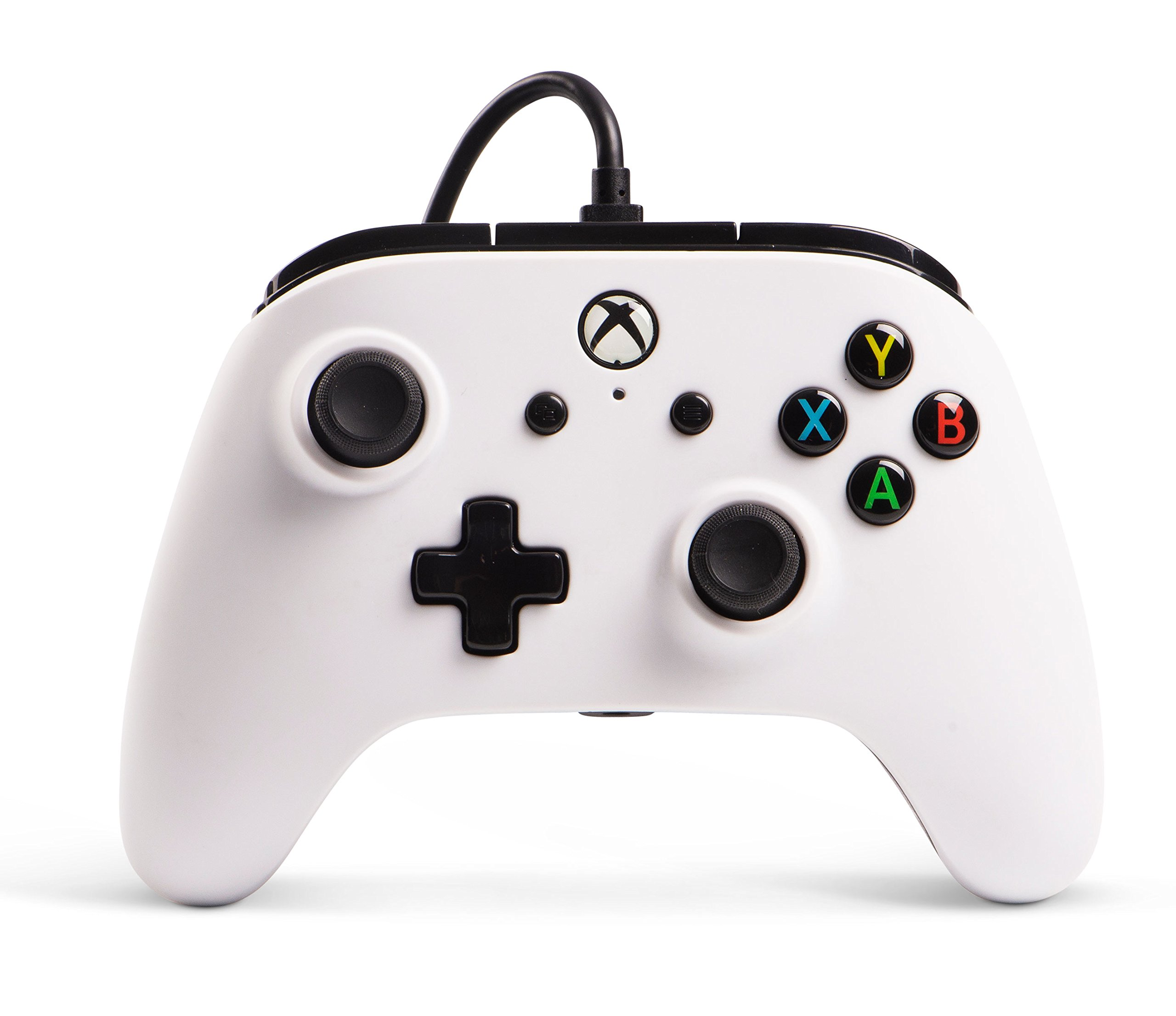 PowerA Enhanced Wired Controller for Xbox One - White