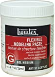 Liquitex Professional Flexible Modeling Paste Medium, 16-oz